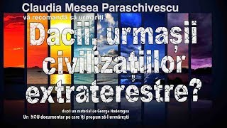 Dacii Urmasii Civilizatiilor Extraterestre? (Teorii Incredibile)