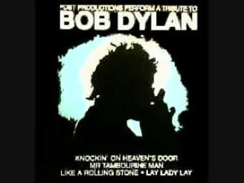 Bob Dylan - Mr Tambourine Man