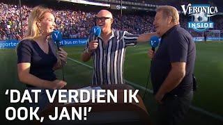 """René van der Gijp: """"Ik verdien ook 150.000 euro per week, Jan!"""""""