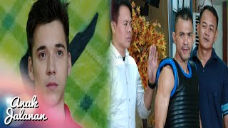 Churong Ngancam Boy Setelah Menang Pertandingan Anak Jalanan 24 September 2016