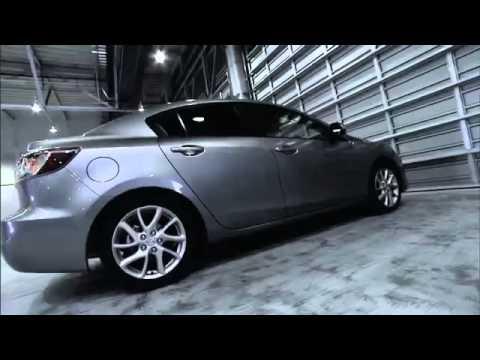 Mazda 3 sedan - 2012 roku - YouTube