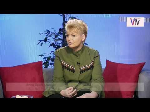 MEDIUM - ROZMOWA ZE _ Z M A R Ł Y M I  - Anna Beata Stanclik - 12.03.2018 r. © VTV