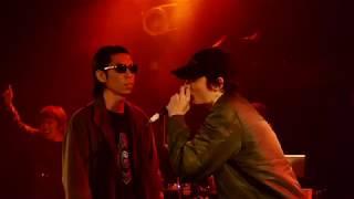 Lick-G vs呂布カルマ /戦極MCBATTLE第16章宮崎予選(2017.3.17) thumbnail