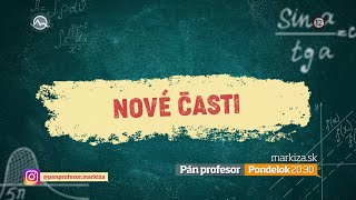 Pán profesor (4/10): Fakjú - NOVÉ ČASTI v pondelok 21. 9. 2020 o 20:30 na TV Markíza