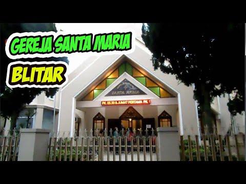 gereja-santa-maria-blitar-|-wisata-rohani-blitar