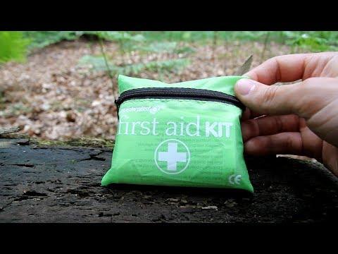 Poundland First Aid Kit