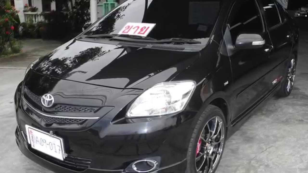 2007 Toyota Vios 1 5 E Vvti Mt Youtube