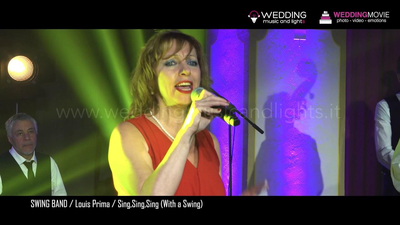 Swing Band Louis Prima Sing Sing Sing With A Swing
