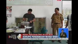 Terlibat Kasus Korupsi Penerimaan Murid Baru, Kepsek SMPN 10 Batam Ditangkap Polisi - BIS 17/07