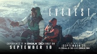 Everest - In Theaters September 18 (TV Spot 2) (HD) thumbnail
