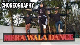 SIMMBA: Mera Wala Dance | Dance Choreography | Dxtr, Luffy & Priyanka | DLdance