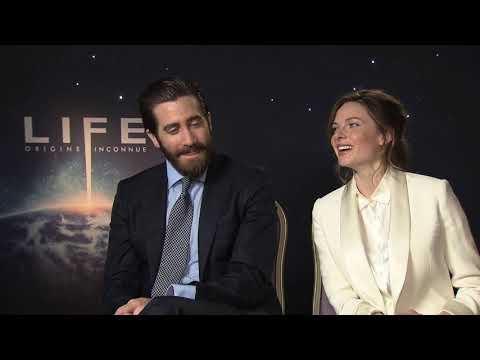 Life - Interviews de Jake Gyllenhall et Rebecca Ferguson streaming vf
