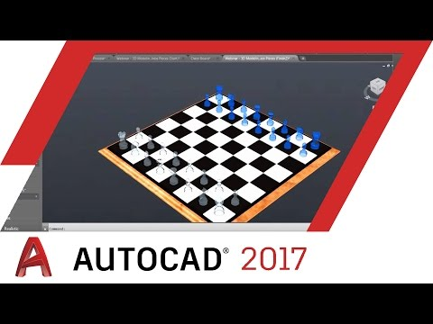 The 3rd Dimension: 3D Modeling - AutoCAD 2017 WEBINAR | AutoCAD