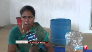 Mushroom cultivation yields good income for farmers | Tamil Nadu | News7 Tamil