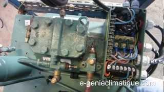Froid60-Montage 3-Chambre froide négative-La partie électrique-partie2/4