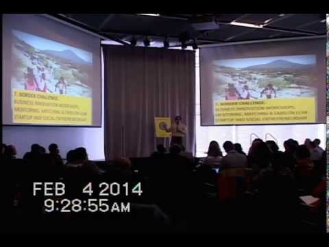 Hacking the Border - Carlos Miranda Levy at Build Peace 2014