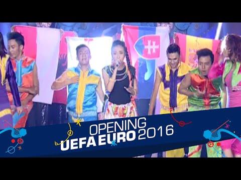 Rini Wulandari 'This One's For You' [Opening Celebration UEFA EURO 2016] [10 Jun 2016]