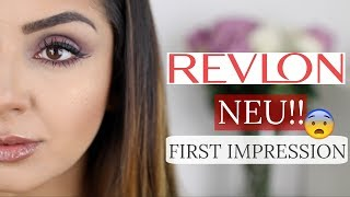 REVLON I first impression I TOP oder FLOP ?!+TRIFF MICH!!