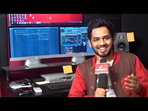 Jeeva is backbone of my music - Hip Hop Adhi   Aambala Songs   Tamizha Interview