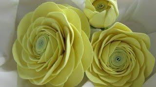 Как сделать цветы ранункулюса из мастики(Как приготовить? || ранункулюс из сахарной мастики Очень красивый цветок, который вызовет восхищение ваших..., 2015-05-25T17:13:24.000Z)