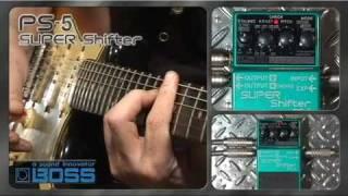 PS-5 SUPER Shifter [BOSS Sound Check]