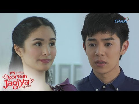 My Korean Jagiya: Gia says yes!