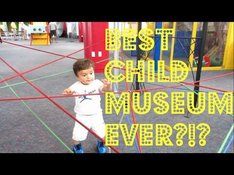 Best Child Museum EVER?!? Family VLOG 2016