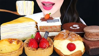 ASSORTED CAKES AND DESSERTS AS…