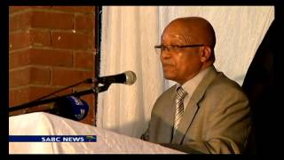 Pray for disrespectful politicians - Zuma