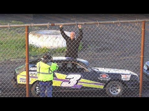 Mini Stock MAIN EVENT 6-1-19 Petaluma Speedway