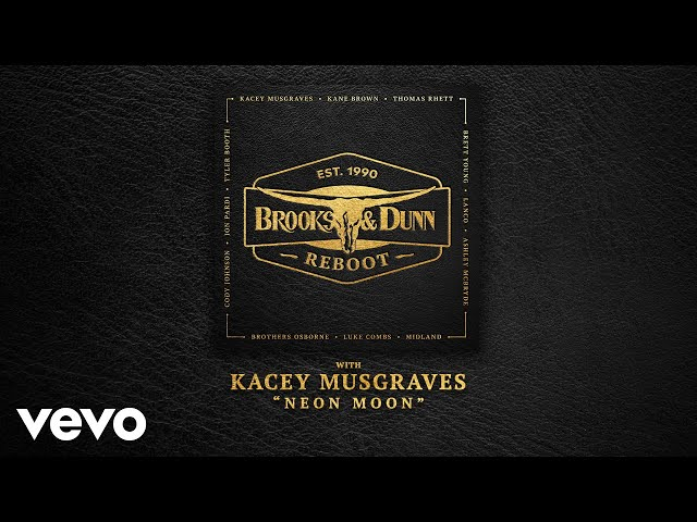 Brooks & Dunn - Neon Moon (Official Audio)