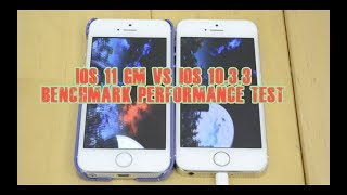 iPhone 5s IOS 11 GM Final Review / Stability, Performance, Lags, Glitches & More!