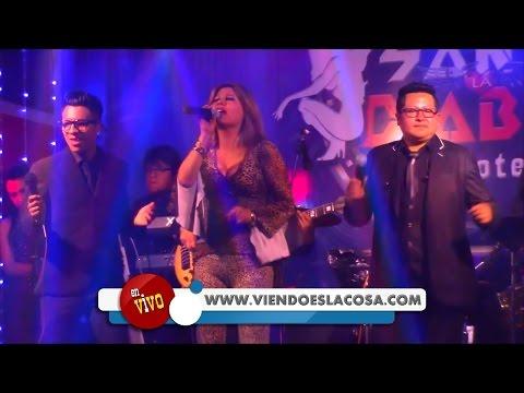 VIDEO: ALEX RIVAS Y SU AGRUPACIÓN INKÓGNITO FT. NANCY ÁLVAREZ (Lo Mio es Mio) - WWW.VIENDOESLACOSA.COM
