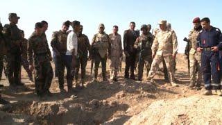 Mais de 200 fossas comuns no Iraque