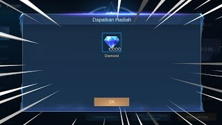 CARA MENDAPATKAN DIAMOND GRATIS MOBILE LEGENDS | MOBILE LEGENDS BANG BANG