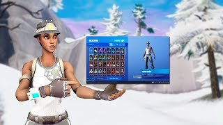 I Have The Rarest Fortnite Account(Recon Expert, Raiders Revenge,Purple Skull)