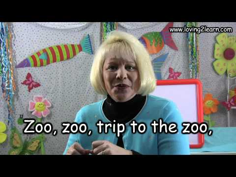Animals Are So Charming (Zoo Rhymes & Songs)