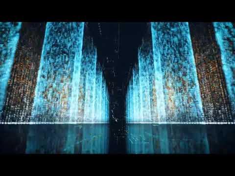 Futuristic Technology Background #Music