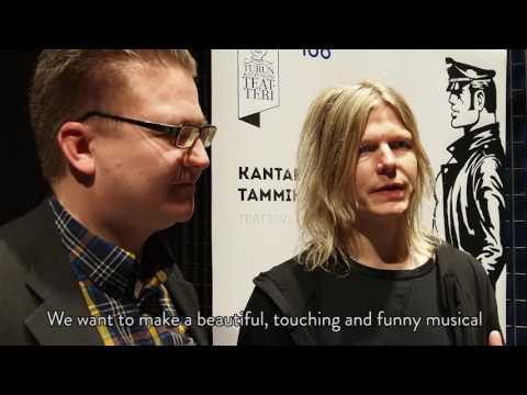 Tom of Finland -musikaali - Haastattelussa säveltäjät