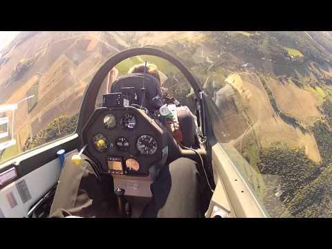 GoPro Glider Aerobatics