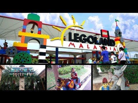 legoland theme park malaysia (ج 1) رحله ممتعه مع الاطفال الي ملاهي ليجولاند ماليزيا
