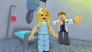 ROBLOX Escape Evil Hospital Obby