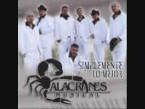 Alacranes Musical-dame Tu Amor Con Letras