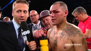 HBO Boxing: After the Bell - Rios vs. Alvarado II