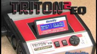 Great Planes ElectriFly Triton2 EQ AC/DC Charger Video