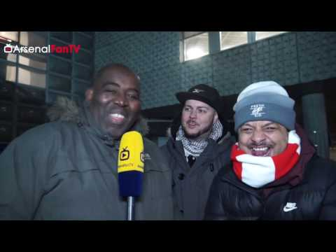 Basel 1 Arsenal 4 | OMG!!! Troopz & DT's Positive Player Ratings
