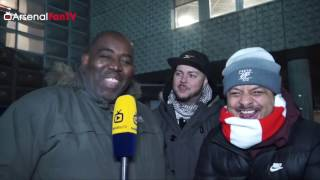 Basel 1 Arsenal 4 | OMG!!! Troopz & DT's Positive Player Ratings
