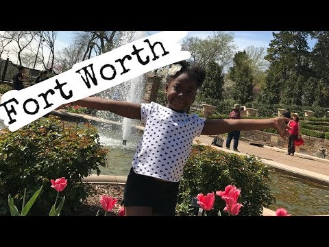 Fort Worth Botanical Gardens || Chapter 8
