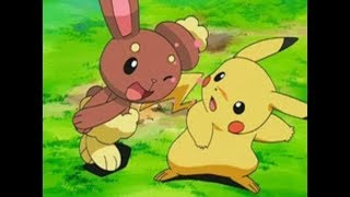 Pikachu and Buneary have SEX HD