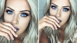 Instagram Baddie Makeup Tutorial | Chloe Boucher